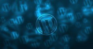 wordpress webhotel