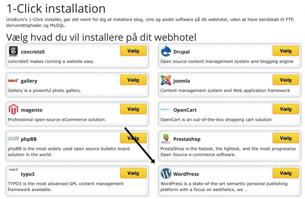 1-click-installation